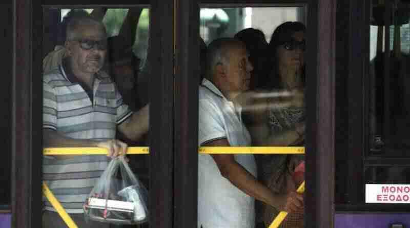 ფრთხილად! – ასე იპარავენ ფულს ათენის საზოგადოებრივ ტრანსპორტში