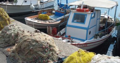 ბერძენი მეთევზე, რომელიც ემიგრანტებს ყოველდღე თევზით უფასოდ ამარაგებს
