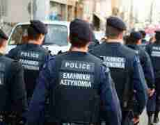 მინიმუმ 2.500 პოლიციელი ათენში – კონტროლი 25 მარტს!