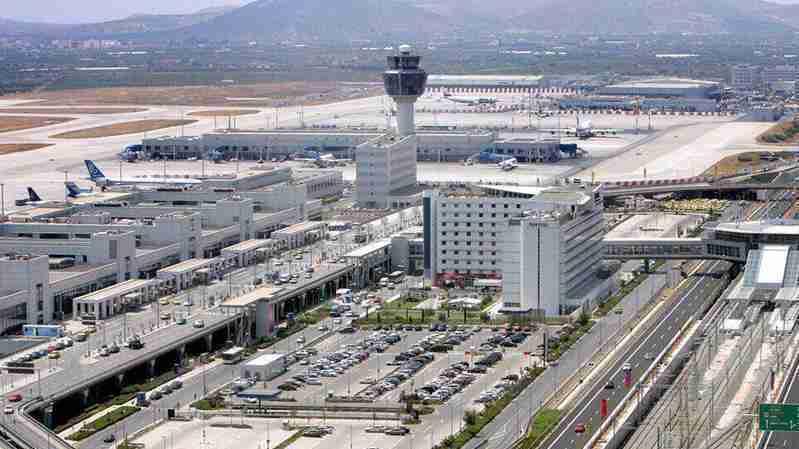 განგაში ათენის საერთაშორისო აეროპორტში: ზარი თვითმფრინავის გატაცების შესახებ