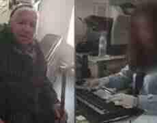 """""""მანდილებს ვყიდდი, როგორებსაც საქართველოში ატარებდნენ """" – რას ჰყვება 90 წლის ბერძენი ქალი, რომლის დაკავებასაც პოლიცია უარყოფს"""